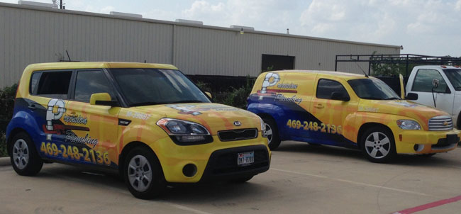 Precision Dallas plumbers are ready and waiting to quote for your job